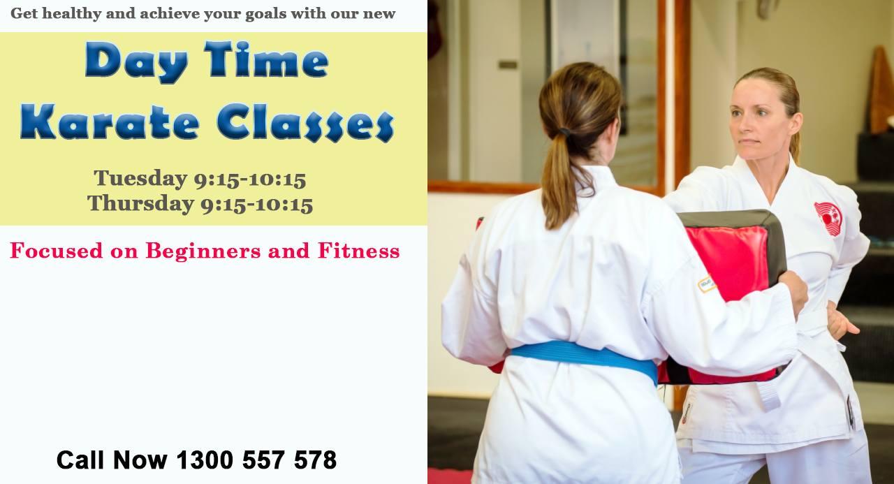 Gold Coast Chito-Ryu Karate - Day karate classes