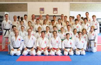 Sunshine Coast Soke Sensei Seminar