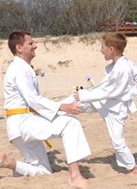 Karate Referral