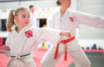Mums and Daughters Karate