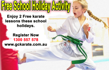 Free School Holidays Activity