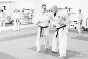 Read more about the article Senior Karate Training on the Gold Coast