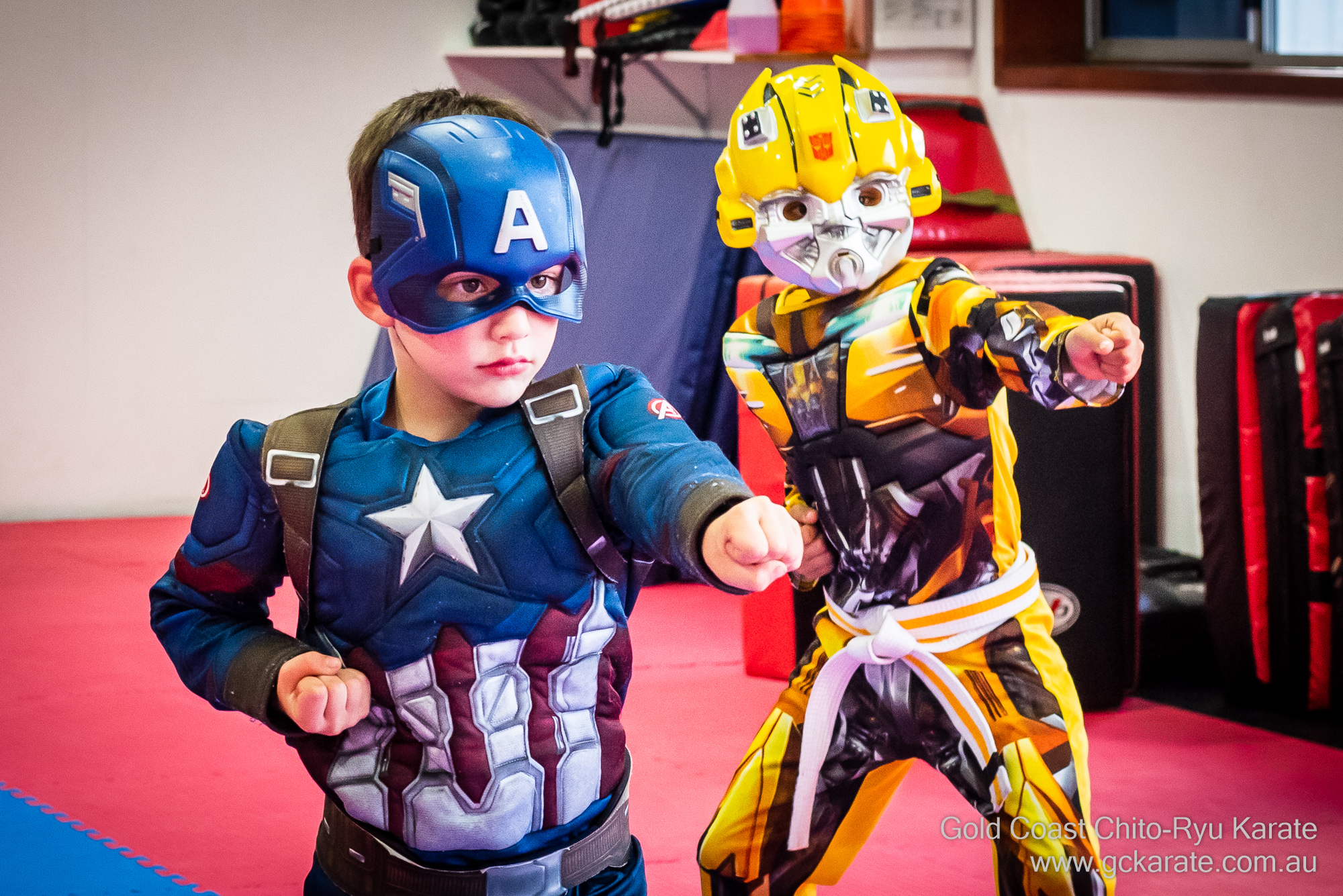 Read more about the article Super Hero Day