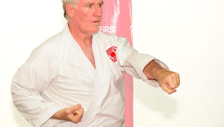 John Lenton Karate