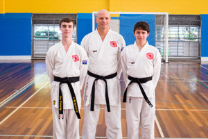 Read more about the article New Gold Coast Black Belts