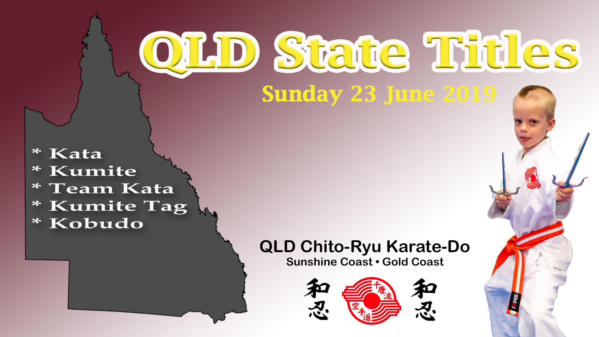 You are currently viewing 2019 QLD Chito-Ryu Karate State Titles