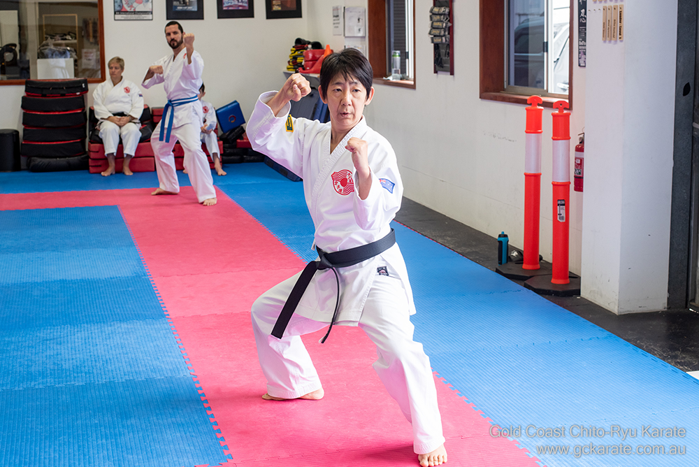 You are currently viewing Committed to Black Belt Seminar