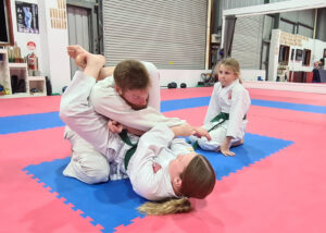 Read more about the article Ground Self-defence Seminar